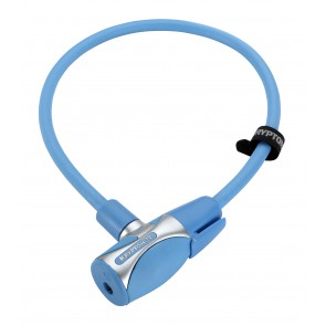 Kryptonite KryptoFlex Key Cable Colored 12mm/65cm