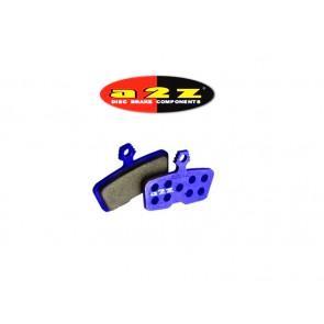 A2Z AZ-294 Avid Code R 2011 Blue klocki hamulcowe