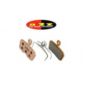 A2Z AZ-294S Avid Code R 2011 Gold klocki hamulcowe