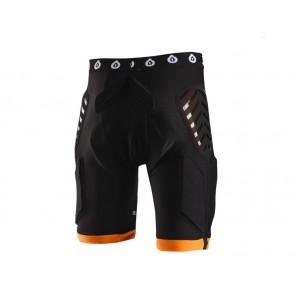 SixSixOne 2016 661 Evo Compression Shorts spodenki ochronne