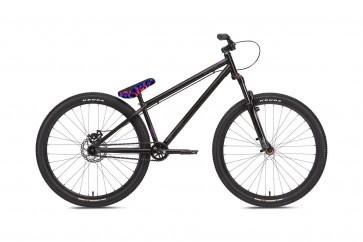 "NS Bikes Rower Metropolis 3 26"" Czarny"