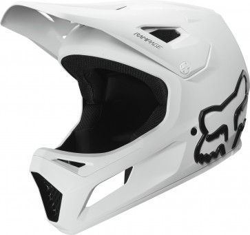 Fox Kask Rampage White