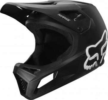 Fox Kask Rampage Black