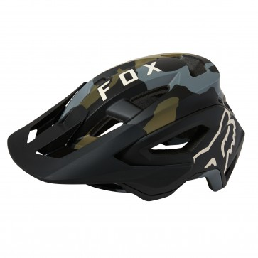 Kask FOX Speedframe Pro MIPS S camo