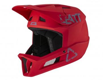 Kask LEATT MTB 1.0 DH V21.1 S czerwony