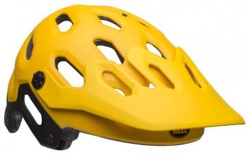 BELL SUPER 3 matte yellow coal kask