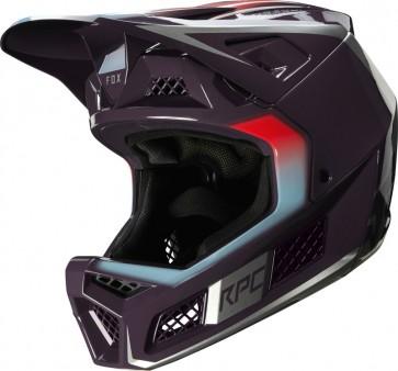 Fox Kask Rampage Pro Carbon Daiz Dark Purple