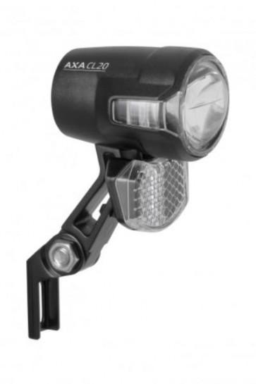 Lampa przednia COMPACTLINE 20 E-bike 6-12V