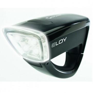 Sigma lampka przednia ELOY czarna
