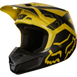 Kask Fox V-2 Preme Dark Yellow L