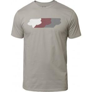 Fox Faded Premium Steel Grey koszulka