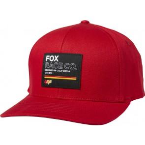 Czapka Z Daszkiem Fox Analog Flexfit Chili S/m