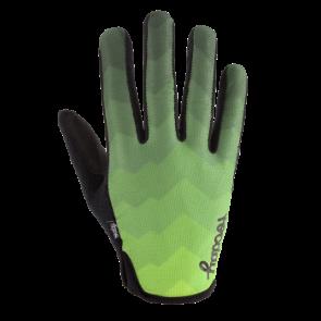 Rękawiczki FLOW  zielony XS