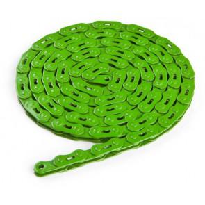 """Łańcuch Core singlespeed, zielony, 1/8"""""""