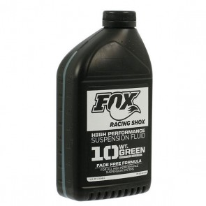 FOX olej 10 WT Green 946ml