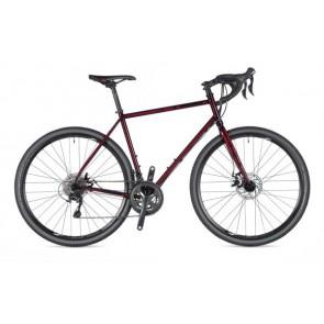 RONIN 500 czerwono/czerwony, rower AUTHOR'19