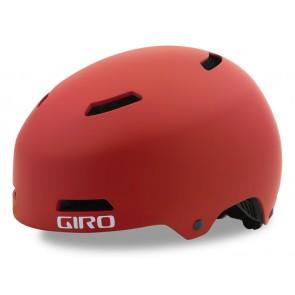 Kask dziecięcy juniorski GIRO DIME FS matte dark red roz. S (51-55 cm) (NEW)