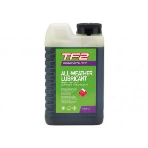 Olej do łańcucha WELDTITE TF2 PERFORMANCE TEFLON ALL WEATHER (warunki suche i mokre) 1litr