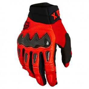 Rękawiczki FOX Bomber CE czerwony