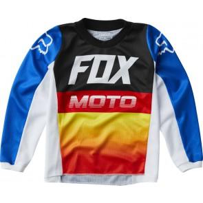 Bluza Fox Junior 180 Fyce Blue/red Ks