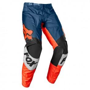 Spodnie FOX 180 Trice Grey/Orange