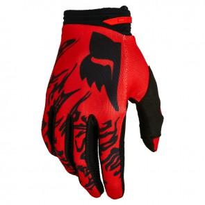 Rękawiczki FOX 180 Peril czerwony