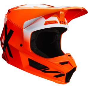 Kask Fox V-1 Werd Flo Orange
