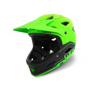 Giro 2018 Switchblade Integrated Mips matte lime black-S