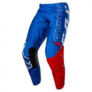 Spodnie FOX 180 Skew Blue
