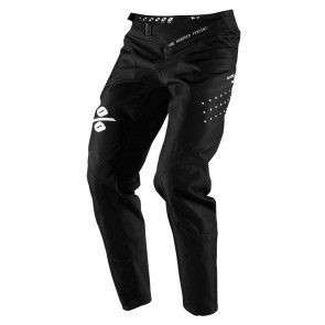 Spodnie męskie 100% R-CORE Pants black