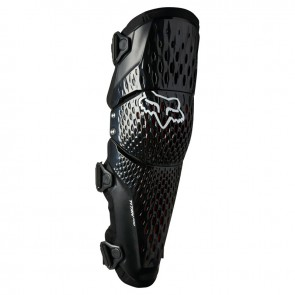 Ochraniacz kolan FOX Titan Pro D3O czarny