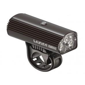 Lampka przednia LEZYNE LED SUPER DRIVE 1500XXL 1500 lumenów, usb czarna (DWZ)