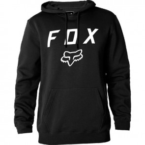 Bluza Fox Z Kapturem Legacy Moth Black Xxl