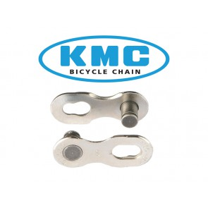 KMC CL-555R Silver folia 1szt. spinka 11s