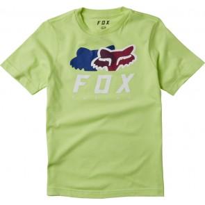 T-shirt Fox Junior Chromatic Limestone