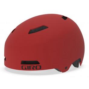 Kask bmx GIRO QUARTER FS matte dark red roz. M (55-59 cm) (NEW)