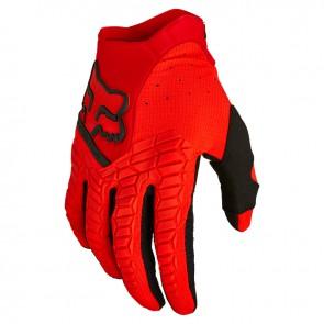 Rękawiczki FOX Pawtector czerwony