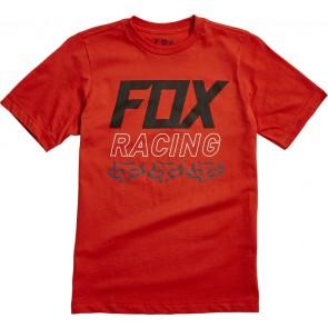 T-shirt Fox Junior Overdrive Atomic Orange