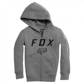 Bluza z kapturem FOX Junior Legacy Moth szary