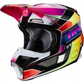 Kask Fox Junior V-1 Yorr Multi Yl
