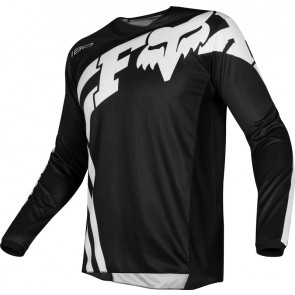 FOX 180 COTA JUNIOR jersey-czarny-S