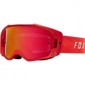 GOGLE FOX VUE RED - SZYBA RED SPARK (1 SZYBA W ZESTAWIE, ZRYWKI W ZESTAWIE)