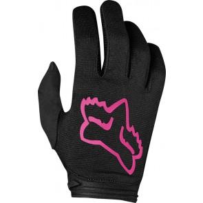 FOX DIRTPAW MATA LADY rękawiczki-czarny-L