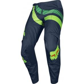 FOX 180 COTA spodnie-zielony-36