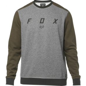 FOX DESTRAKT HEATHER GRAPHITE BLUZA