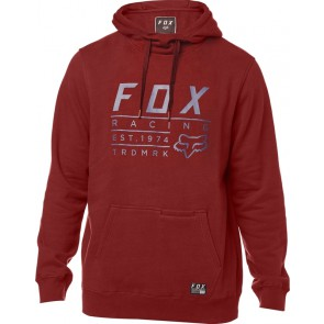 FOX LOCKWOOD BORDEAUX BLUZA