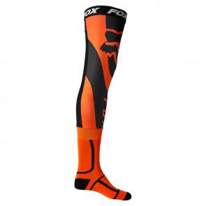 Skarpetki FOX Mirer Knee Brace pomarańczowy