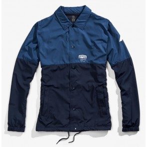 Kurtka męska 100% ASCOTT Coaches Jacket Navy roz. XL (NEW)
