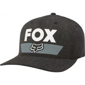 Czapka Z Daszkiem Fox Aviator Flexfit Black S/m