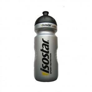 Bidon ISOSTAR 650 ml srebrno czarny